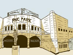 PNC Park Exterior
