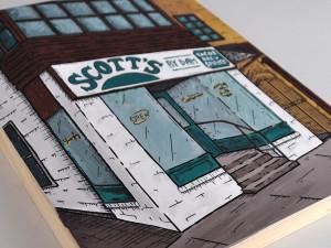 Scott's By Dam