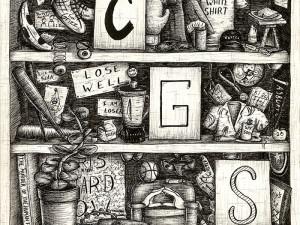 TCGS Shelves